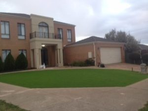 Synthetic Grass - Front Yard South Eastern Suburbs, Melbourne - Peninsula Synthetic Grass