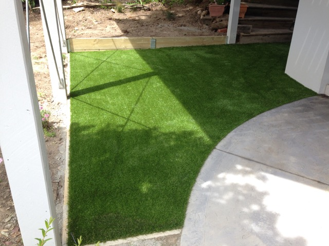 Synthetic Grass Installation - McCrae