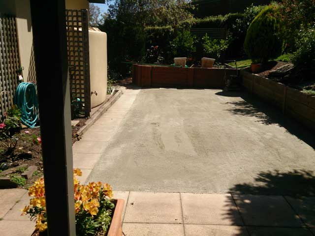 Base Work (cruched rock -20mm with stone dust -3mm) - Synthetic Grass Installation in Mount Eliza