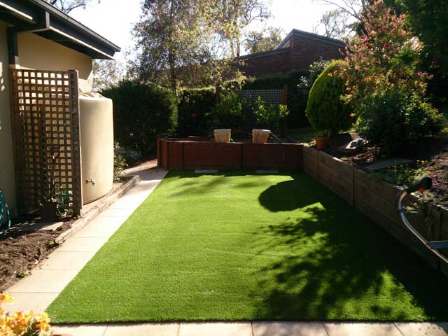 Synthetic Grass Laid in Mount Eliza - Mornington Peninsula
