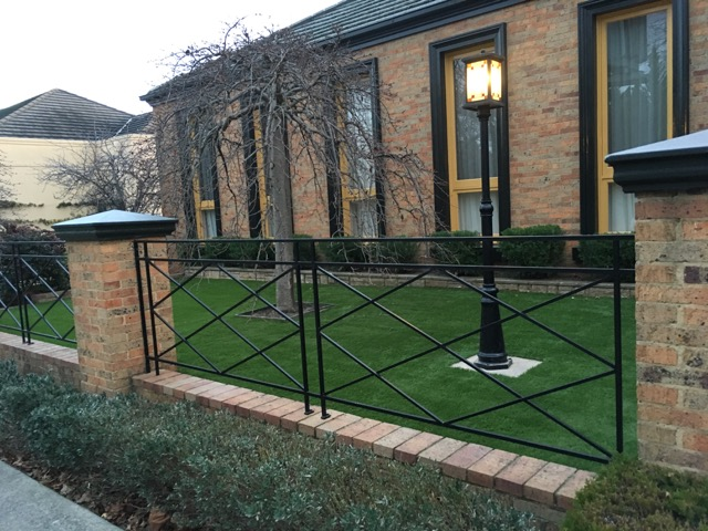 Canterbury - A beautiful property with a synthetic grass installation to match