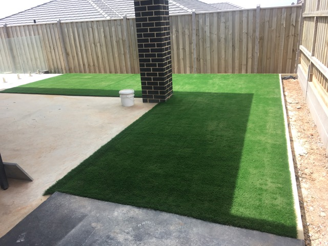 Synthetic Grass Install in Clyde North - Peninsula Synthetic Grass