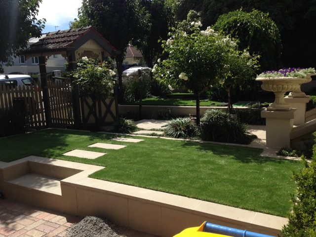 Synthetic Grass laid in Clifton Hill - Peninsula Synthetic Grass
